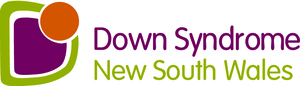 Down Syndrome NSW logo